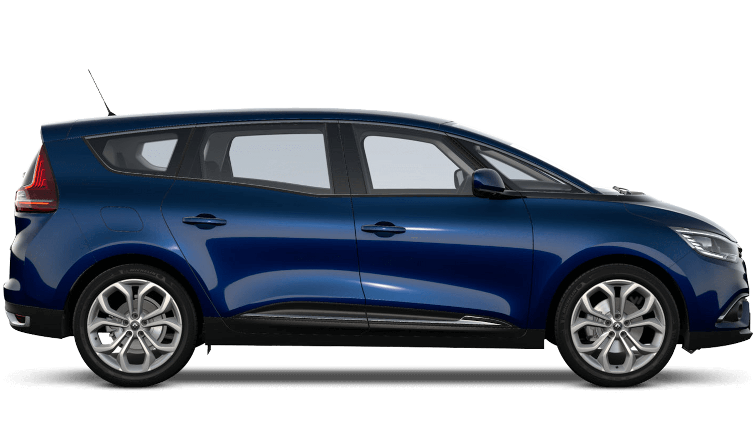 Cosmos Blue Renault Grand SCENIC