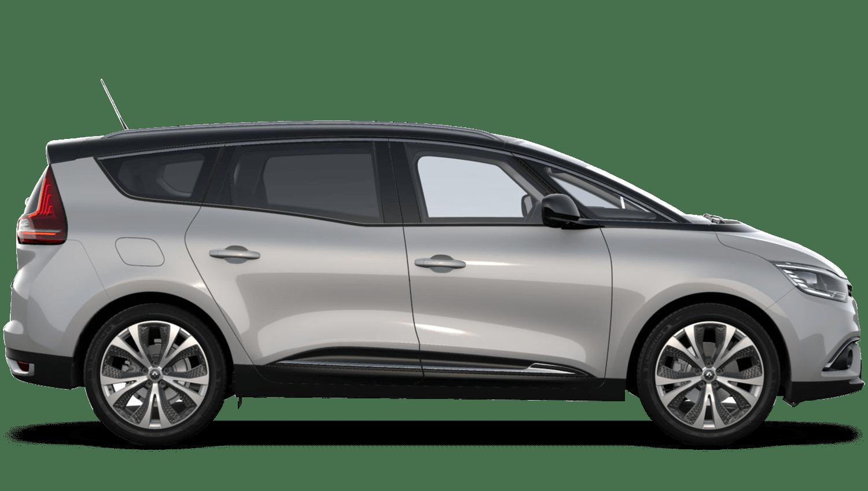 Mercury with Diamond Black roof Renault Grand SCENIC