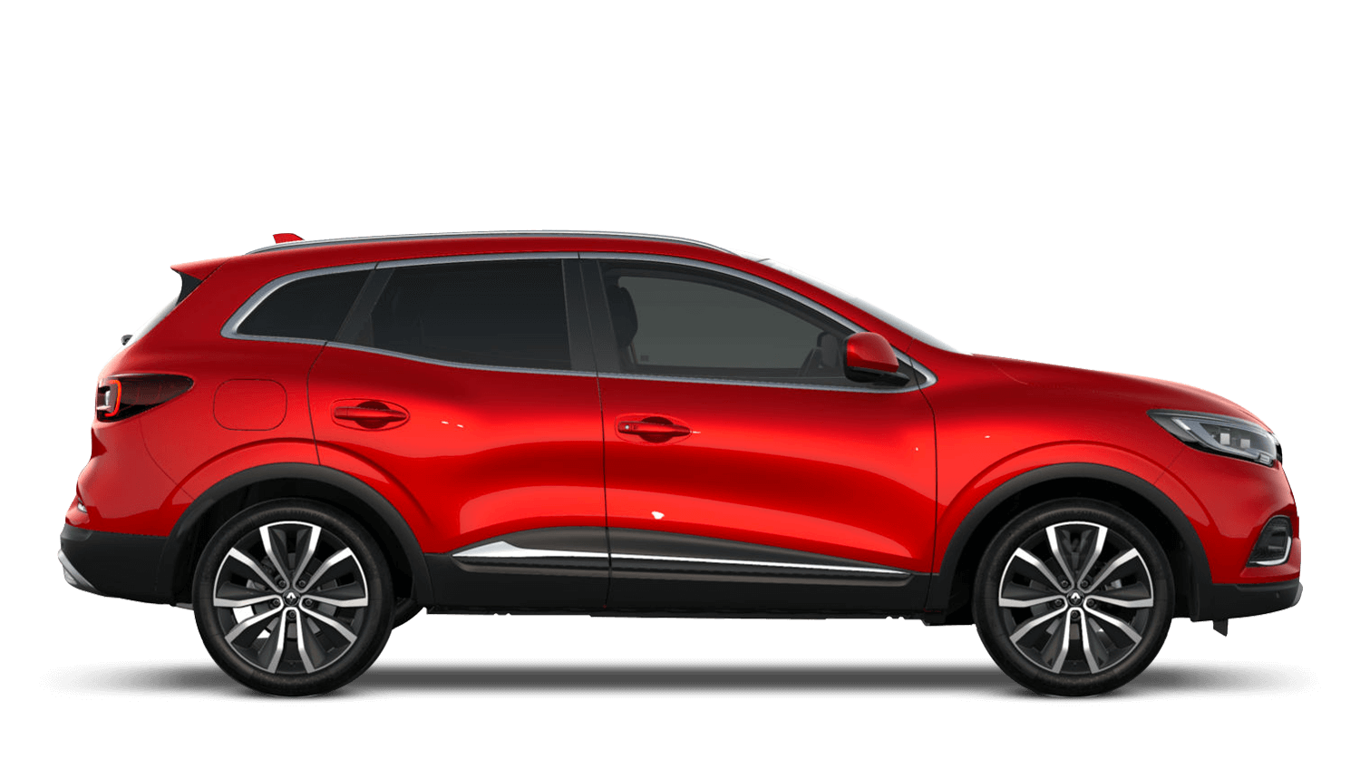Flame Red New Renault KADJAR