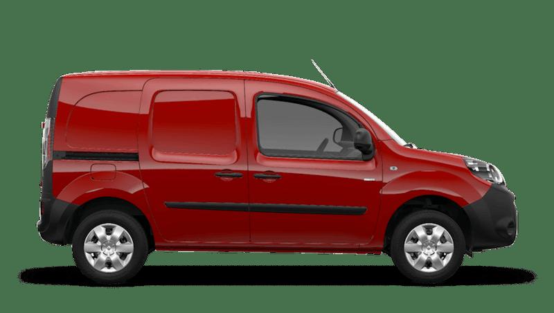 Carmen Red Renault Kangoo