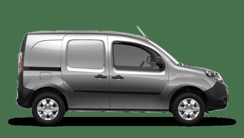 Oyster Grey Renault Kangoo
