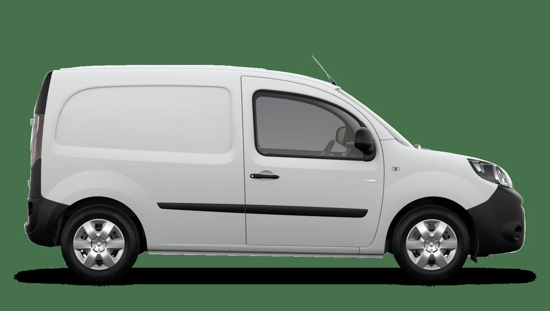 White Renault Kangoo Z.E. 33