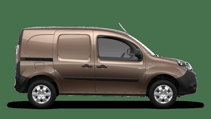 Mocha Renault Kangoo Z.E. 33