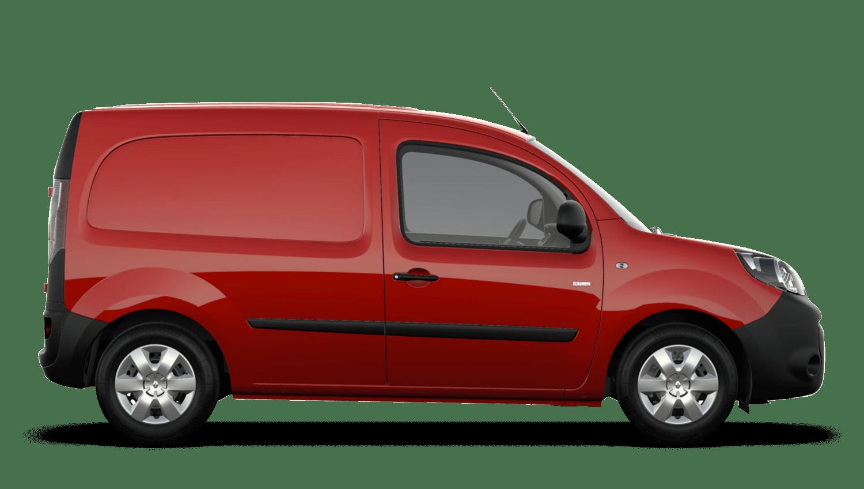 New Renault Kangoo E-Tech Electric