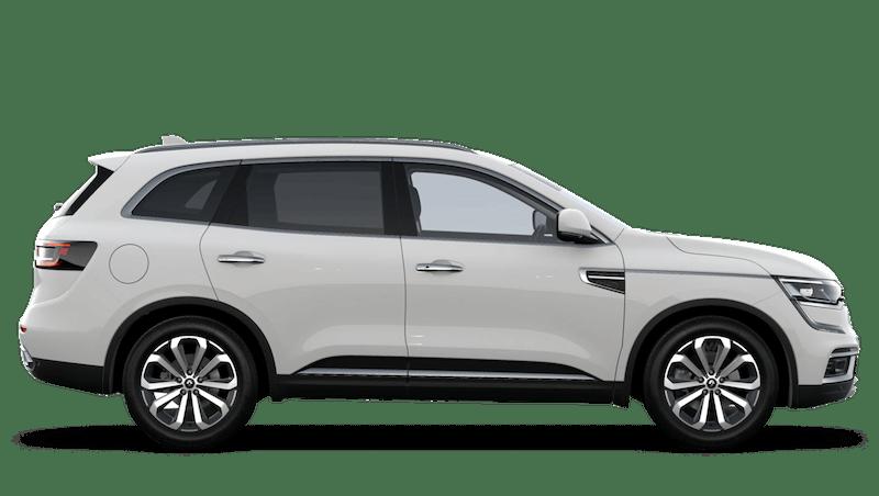 Fresca White New Renault KOLEOS