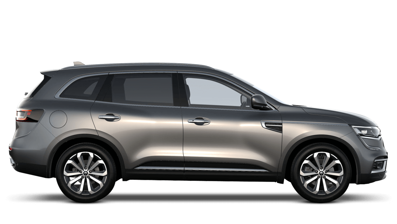 Platinum Grey New Renault KOLEOS