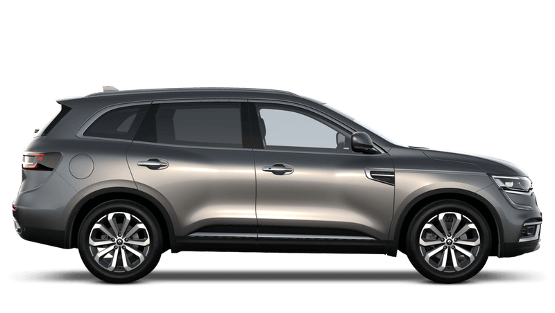 Platinum Grey New Renault KOLEOS