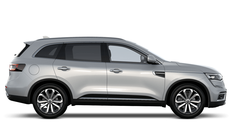 Stingray Silver New Renault KOLEOS