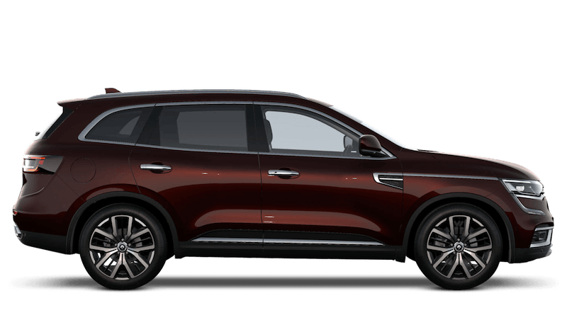 Vintage Red New Renault KOLEOS