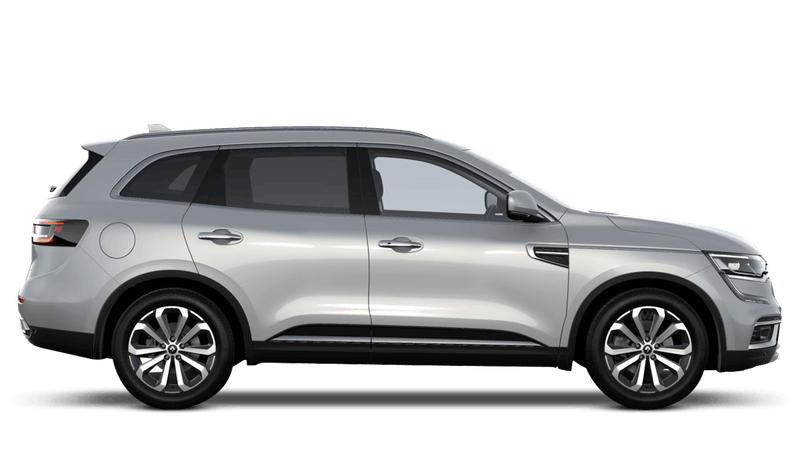 Stingray Silver New Renault KOLEOS