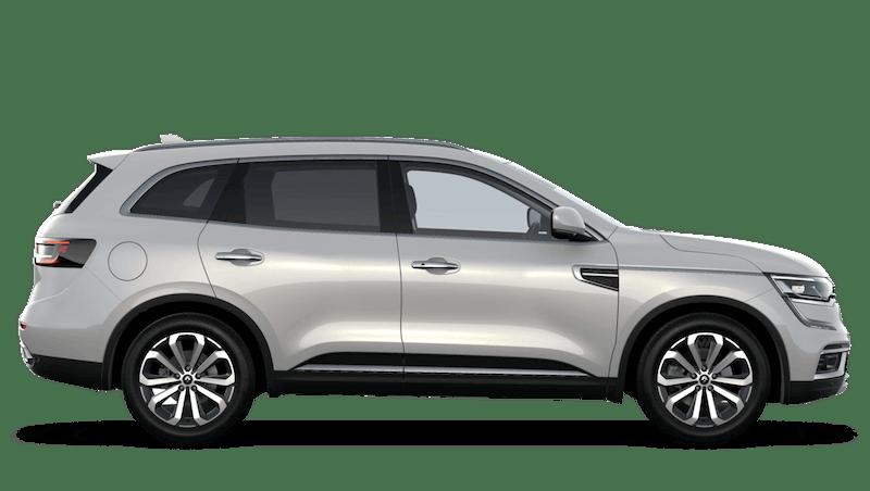Universal White New Renault KOLEOS