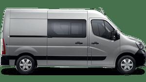 Master Crew Van
