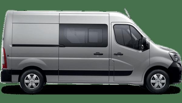 New Renault MASTER Crew Van