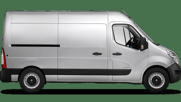 Renault Master Panel Van Premier Edition