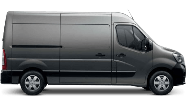 New Renault MASTER Panel