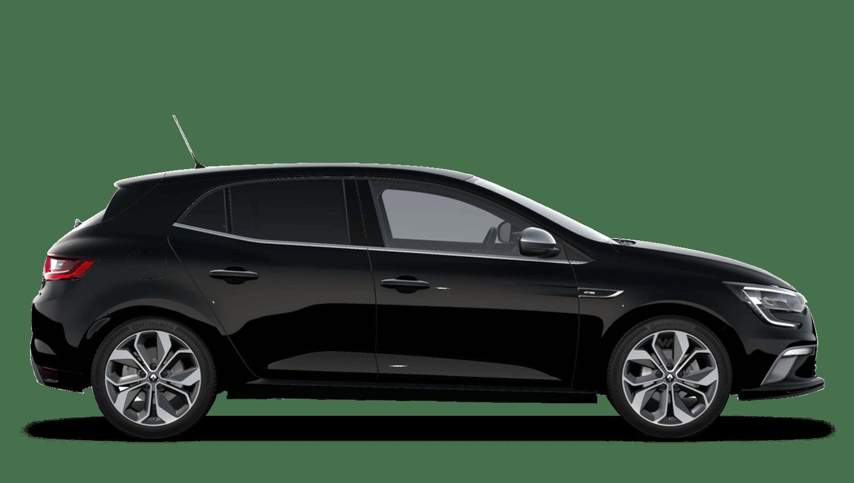 Diamond Black New Renault MEGANE