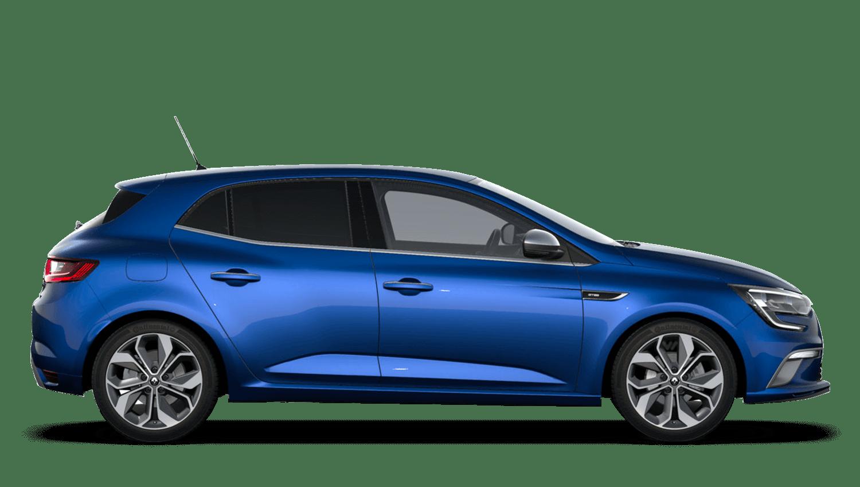 Iron Blue New Renault MEGANE