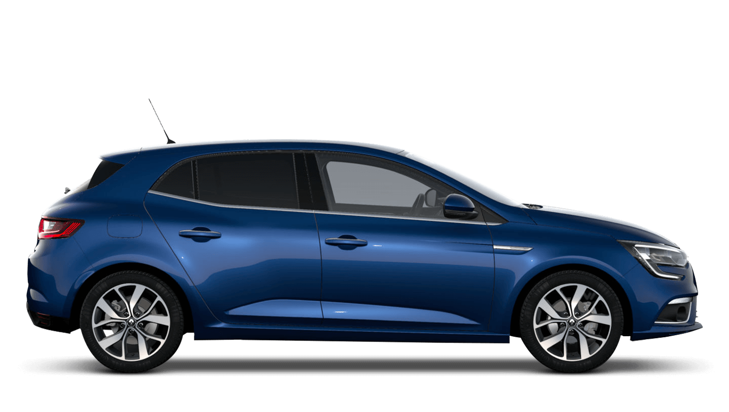 Cosmos Blue New Renault MEGANE