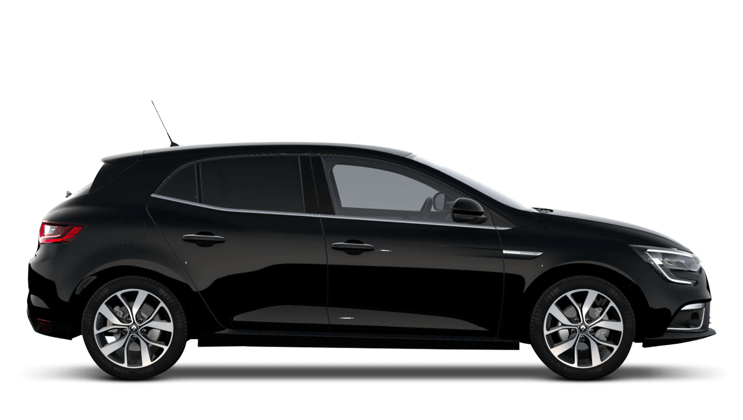 Diamond Black New Renault MEGANE