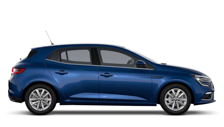 Cosmos Blue New Renault MEGANE