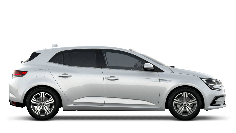 Arctic White New Renault MEGANE