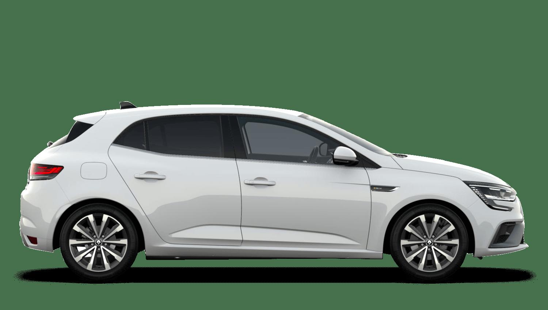 Glacier White New Renault MEGANE
