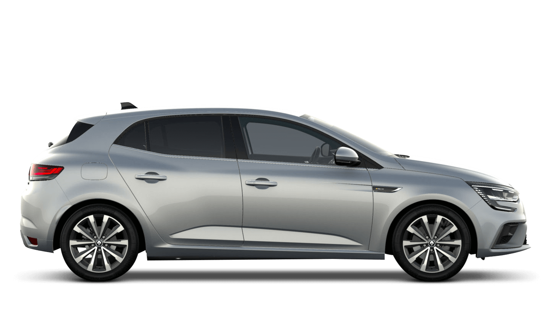 Highland Grey New Renault MEGANE