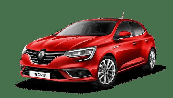 New Renault MEGANE Expression+