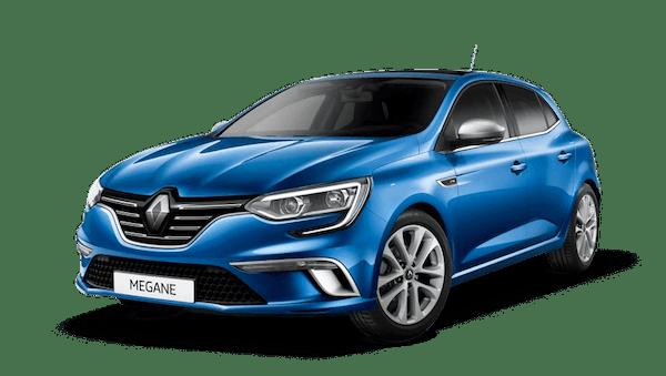 New Renault MEGANE GT Line Nav