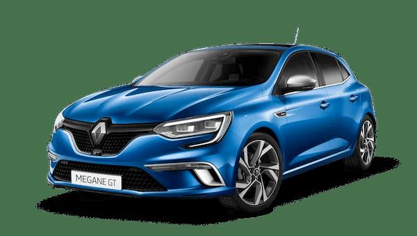 Renault Megane GT Nav