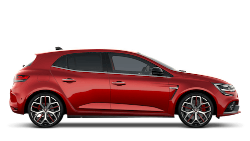 New Renault MEGANE RS