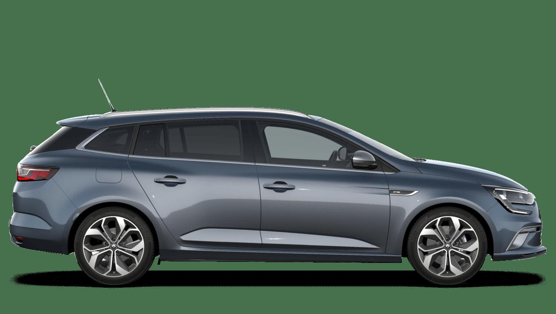Titanium Grey Renault MEGANE Sports Tourer