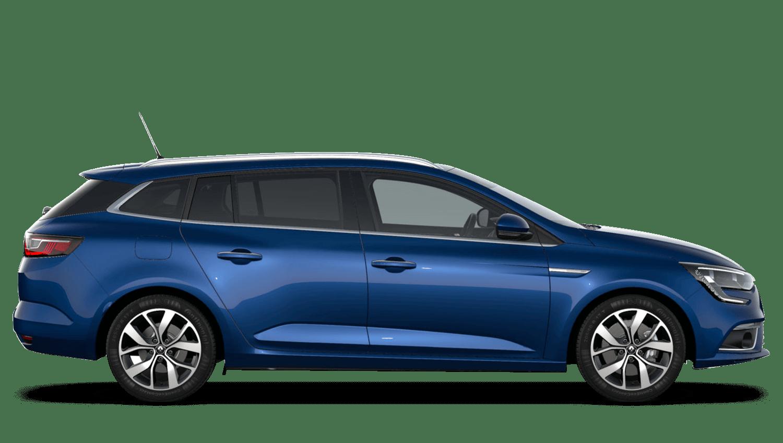Cosmos Blue Renault MEGANE Sports Tourer