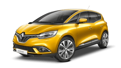 All-New Renault SCENIC