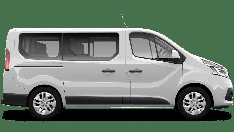 Glacier White (Metallic) New Renault TRAFIC