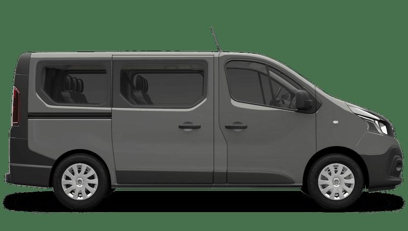 Mole Grey Renault Trafic Passenger