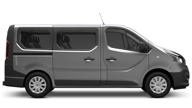 Oyster Grey Renault Trafic Passenger