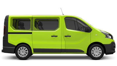 Renault Trafic Passenger Business