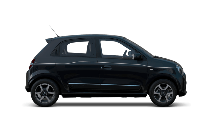 Diamond Black Renault Twingo
