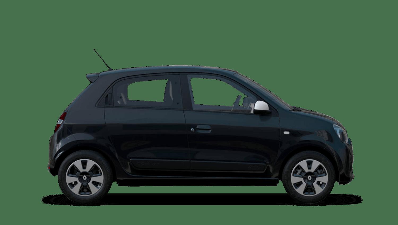 Diamond Black Renault Twingo