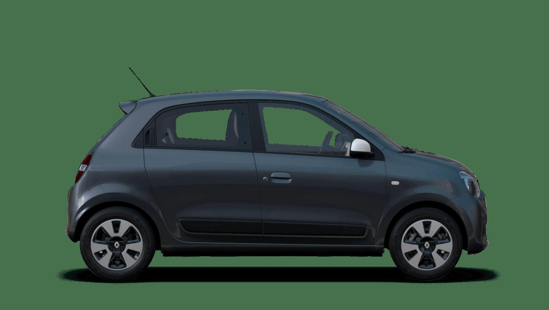 Lunar Grey Renault Twingo