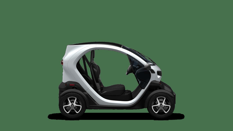 Snow White Renault TWIZY