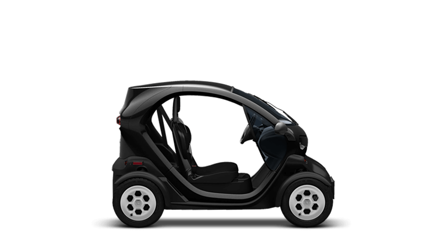 Diamond Black Renault TWIZY