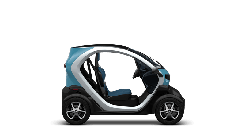 Lagoon Blue Renault TWIZY
