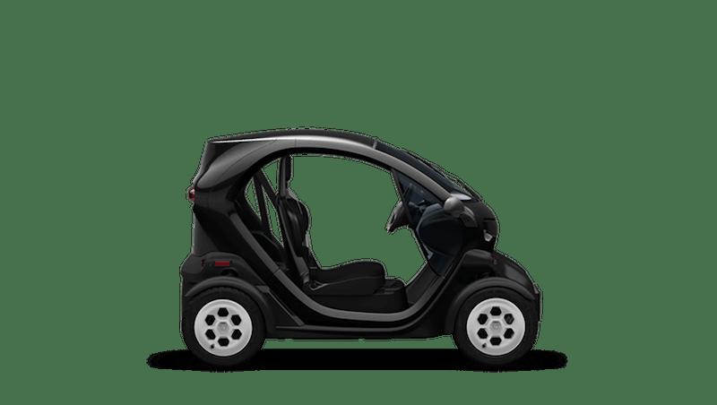 Diamond Black Renault TWIZY