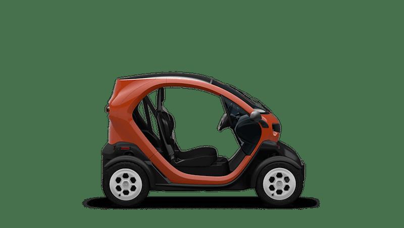Flame Orange Renault TWIZY
