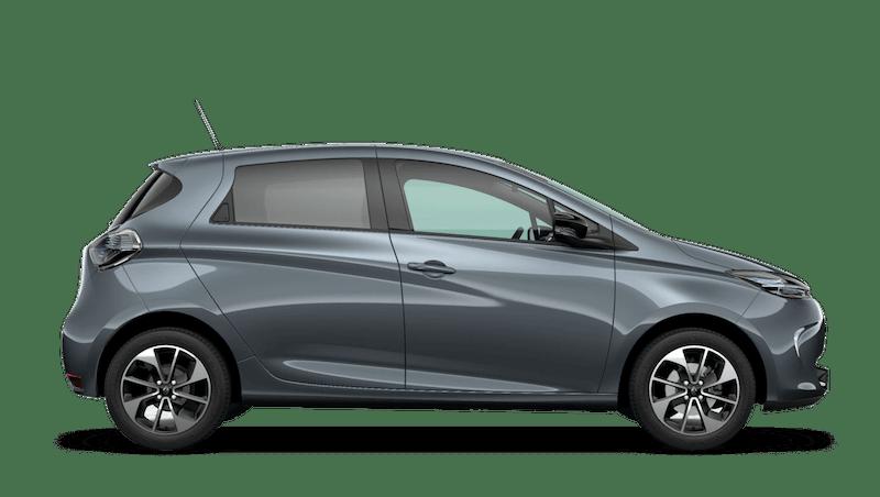 Titanium Renault Zoe