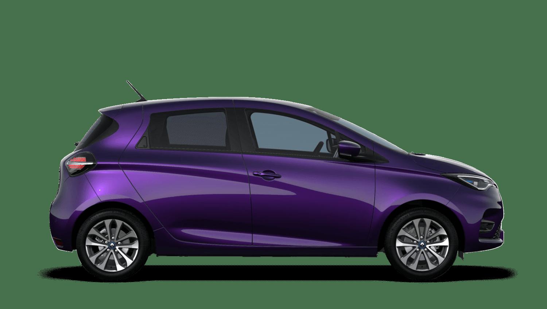 Aconite New Renault ZOE