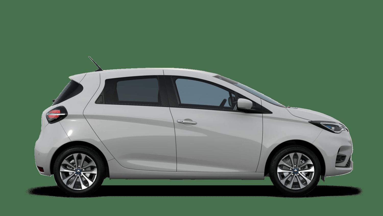 Highland Grey New Renault ZOE