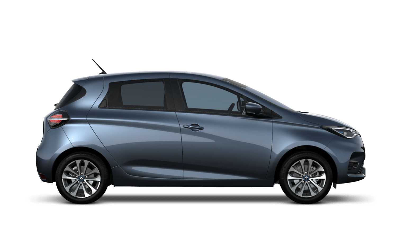 Titanium Grey New Renault ZOE